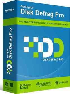 Auslogics Disk Defrag Pro Crack 10.2.0+ Keygen Full [Latest] Download
