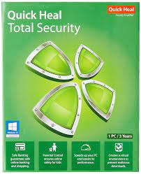 Quick Heal Total Security Crack Pro v22 [Latest 2021] Free Download