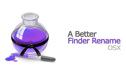 A Better Finder Rename 11.37 Crack MAC Full License Keygen Free Download