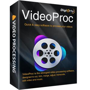 VideoProc 4.2 Crack Plus Serial Key for Windows Full Free Download
