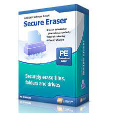 Secure Eraser Professional 5.210 With Crack[Latest2021]Free Download