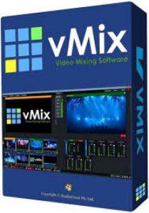 vMix 23.0.0.62 Crack License 23 Full Pro Registration Keygen Free Download 2021